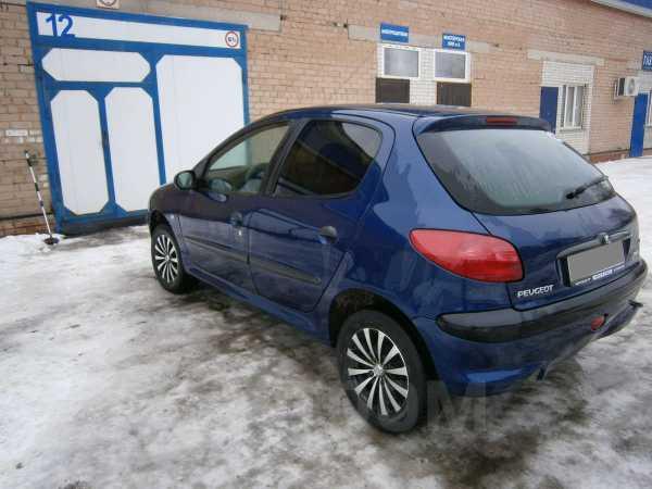 Peugeot 206, 2001 год, 140 000 руб.