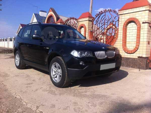 BMW X3, 2007 год, 760 000 руб.
