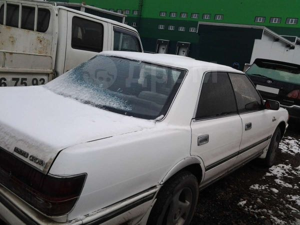 Toyota Crown, 1990 год, 80 000 руб.