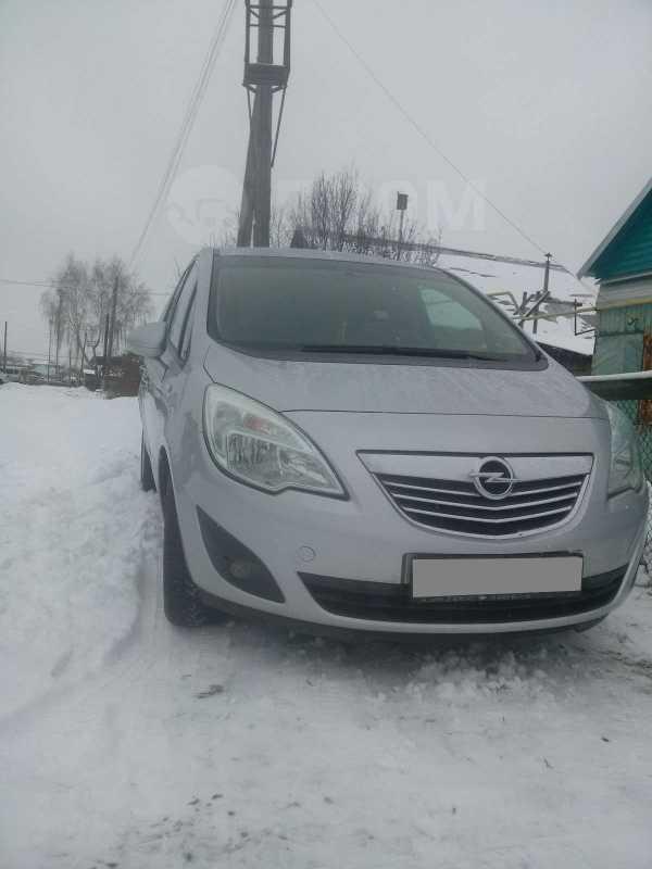 Opel Meriva, 2012 год, 555 000 руб.