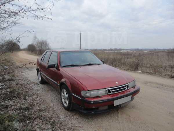 Saab 9000, 1997 год, 110 000 руб.