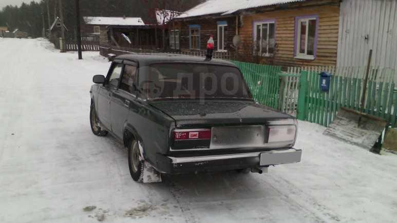 Лада 2107, 1997 год, 37 000 руб.
