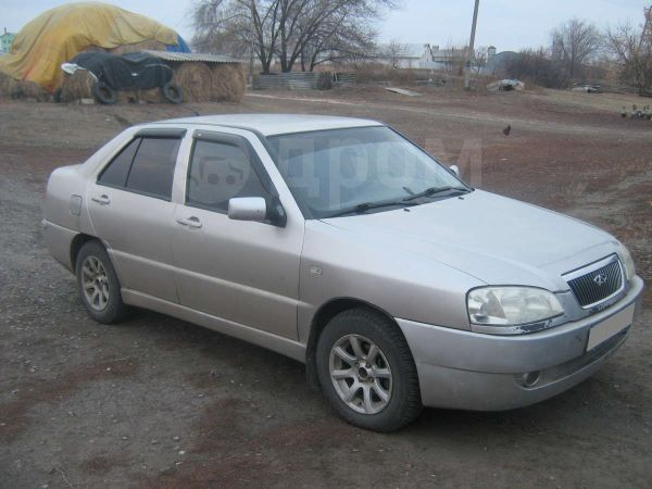 Chery Amulet A15, 2006 год, 105 000 руб.