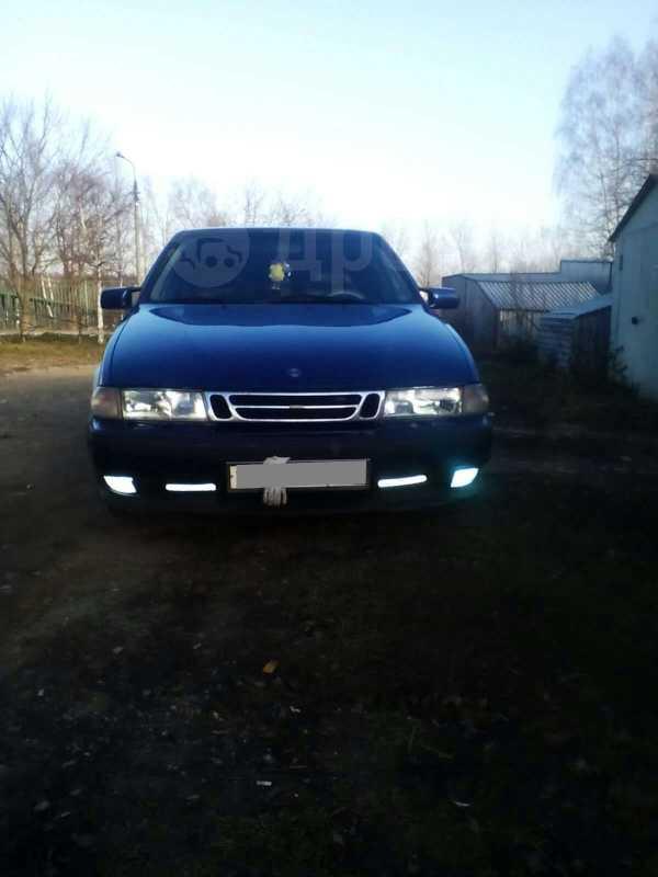 Saab 9000, 1995 год, 110 000 руб.