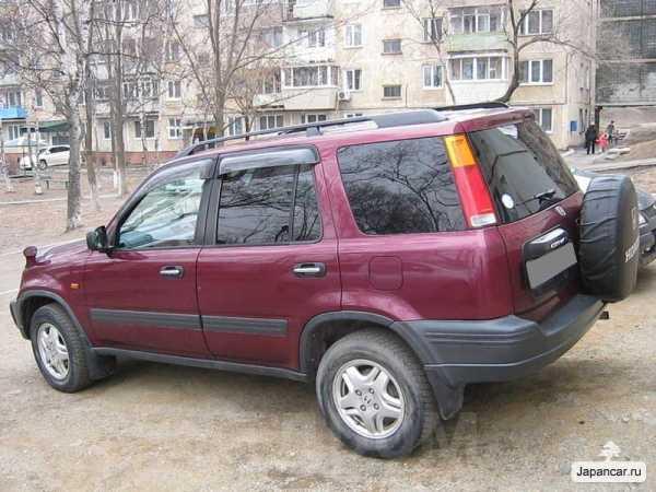 Honda CR-V, 2000 год, 320 000 руб.