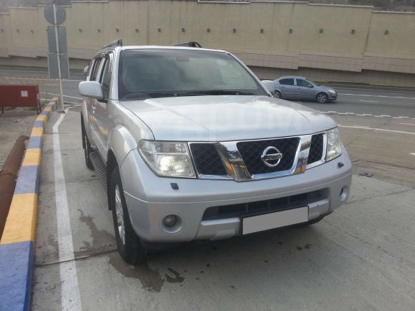 Nissan Pathfinder, 2005 год, 750 000 руб.