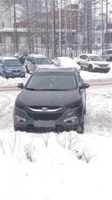 Hyundai ix35, 2010 год, 910 000 руб.