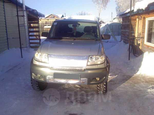 УАЗ Патриот, 2008 год, 319 000 руб.