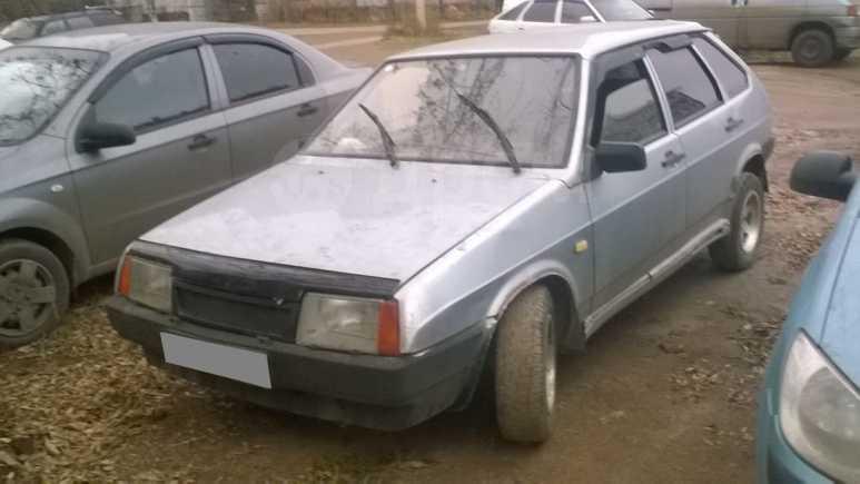 Лада 2109, 2001 год, 50 000 руб.