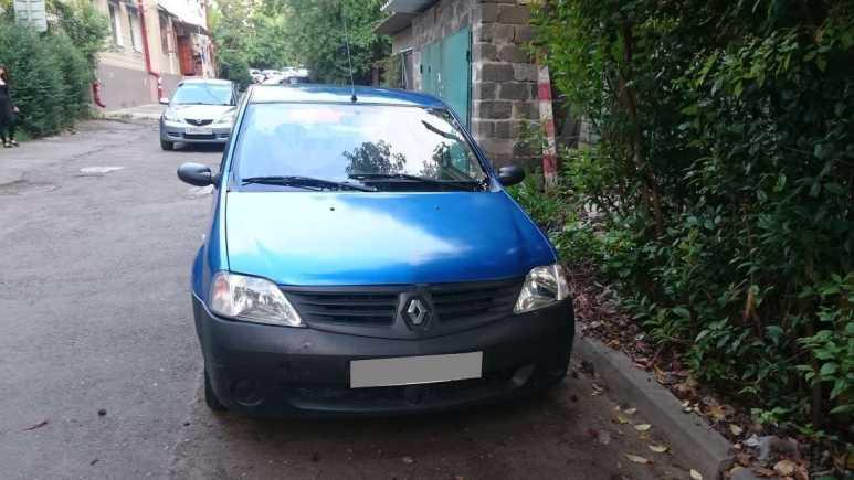Renault Logan, 2007 год, 165 000 руб.