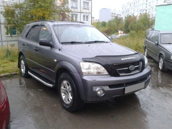 Kia Sorento, 2005 год, 480 000 руб.