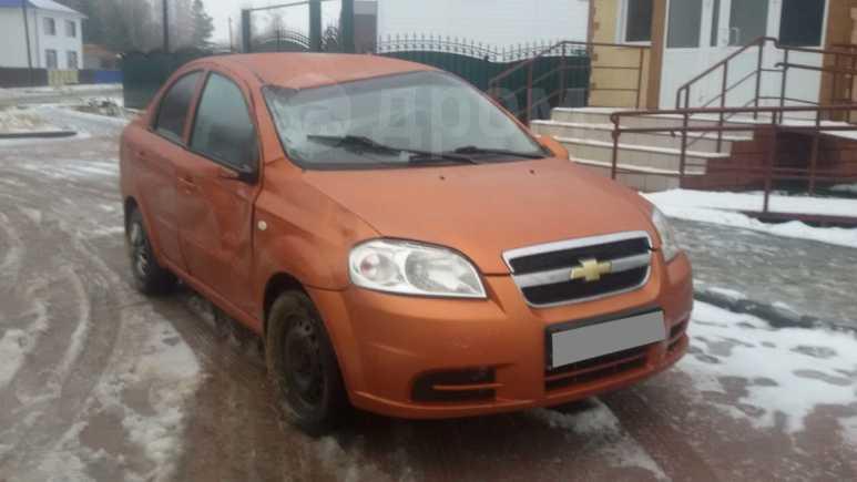 Chevrolet Aveo, 2007 год, 120 000 руб.