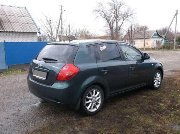 Kia Ceed, 2008 год, 360 000 руб.