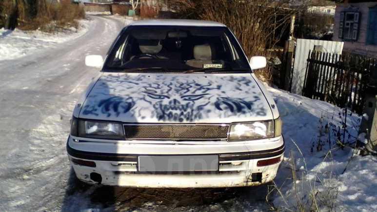 Toyota Corolla, 1990 год, 60 000 руб.