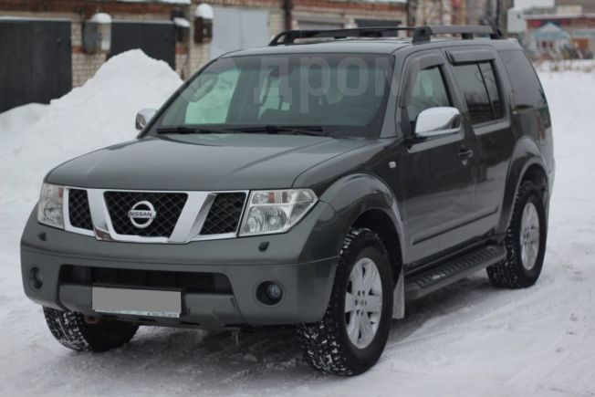 Nissan Pathfinder, 2005 год, 590 000 руб.