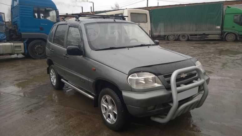 Chevrolet Niva, 2004 год, 225 000 руб.