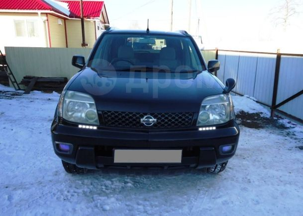 Nissan X-Trail, 2002 год, 399 000 руб.
