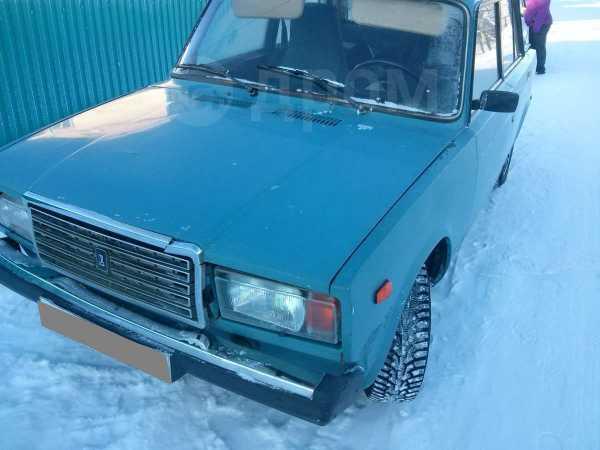 Лада 2107, 1988 год, 60 000 руб.