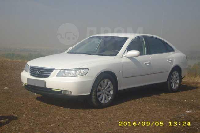 Hyundai Grandeur, 2008 год, 650 000 руб.