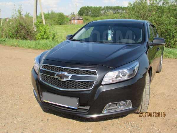Chevrolet Malibu, 2013 год, 948 000 руб.