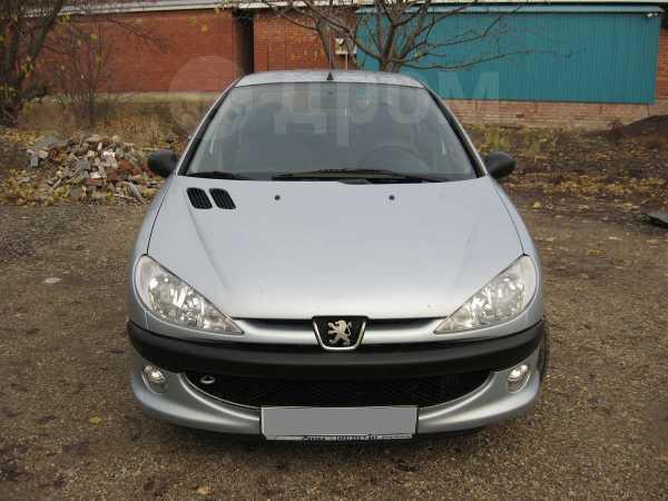 Peugeot 206, 2007 год, 217 000 руб.