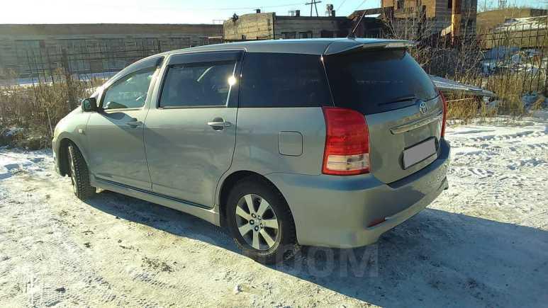 Toyota Wish, 2007 год, 555 555 руб.