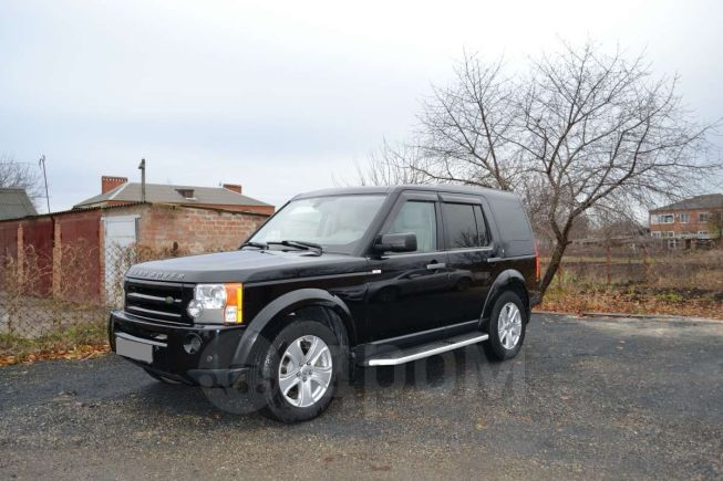 Land Rover Discovery, 2008 год, 1 050 000 руб.