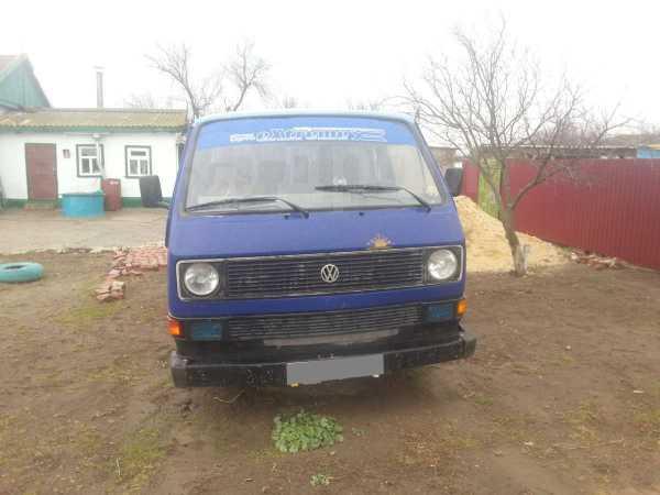 Volkswagen Transporter, 1988 год, 100 000 руб.