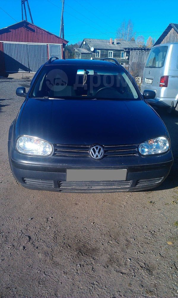 Volkswagen Golf, 2003 год, 260 000 руб.