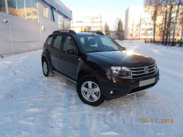 Renault Duster, 2014 год, 709 000 руб.