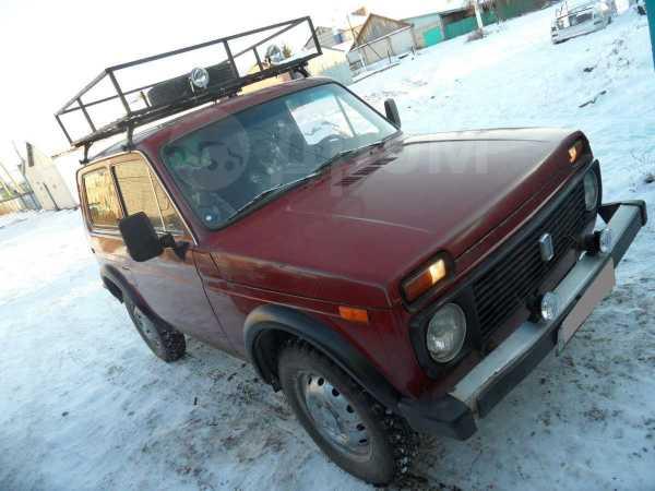Лада 4x4 2121 Нива, 1991 год, 89 000 руб.