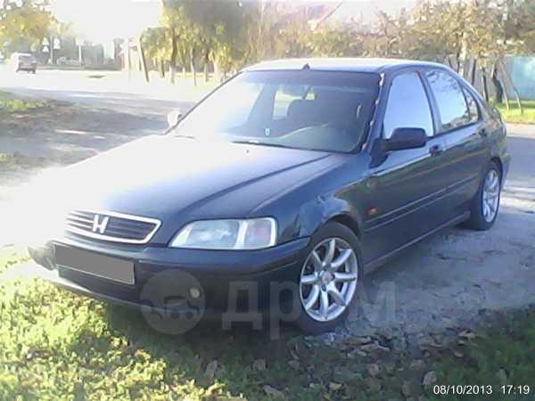 Honda Ascot Innova, 1998 год, 210 000 руб.