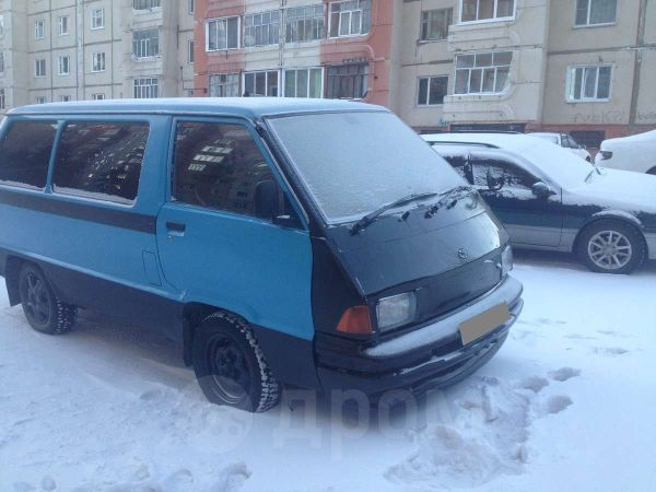 Toyota Town Ace, 1989 год, 33 000 руб.
