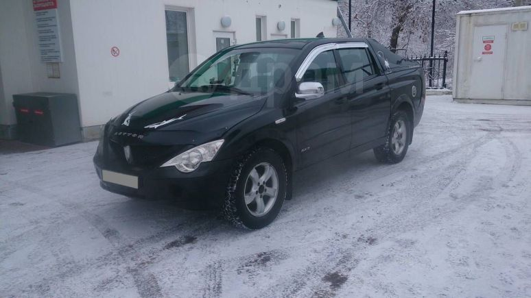 SsangYong Actyon Sports, 2008 год, 399 000 руб.