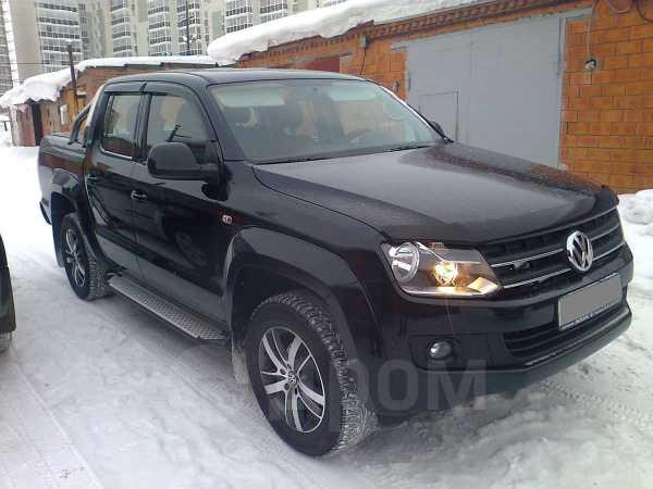 Volkswagen Amarok, 2011 год, 1 200 000 руб.