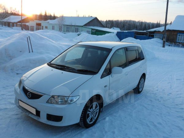 Mazda Premacy, 2003 год, 230 000 руб.