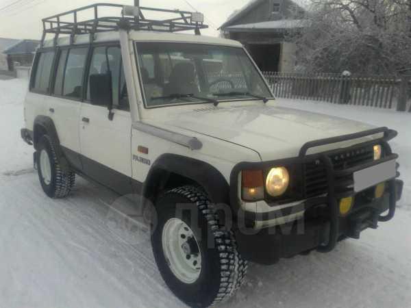 Mitsubishi Pajero, 1988 год, 230 000 руб.