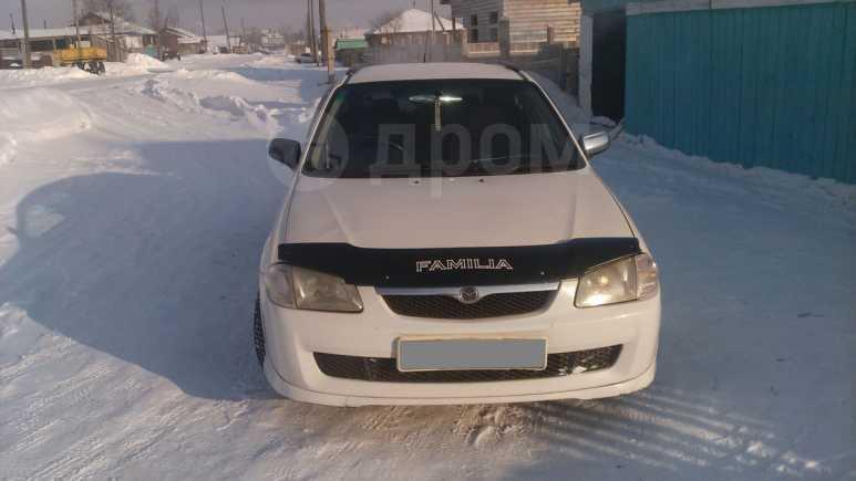 Mazda Familia, 1998 год, 167 000 руб.