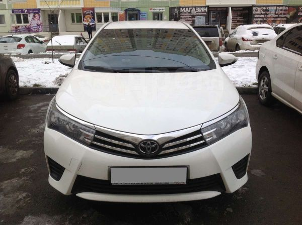 Toyota Corolla, 2014 год, 777 000 руб.