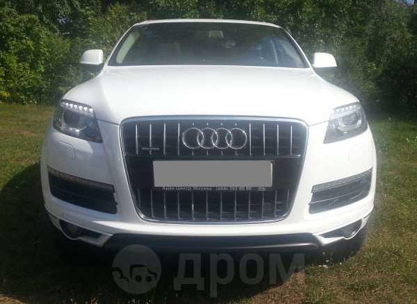 Audi Q7, 2010 год, 1 500 000 руб.