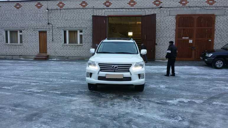 Lexus LX570, 2012 год, 3 650 000 руб.