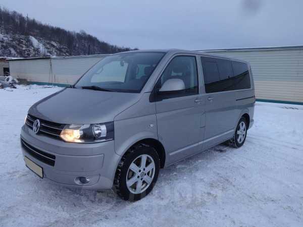 Volkswagen Multivan, 2010 год, 1 899 000 руб.