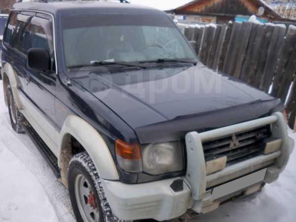 Mitsubishi Montero, 1996 год, 350 000 руб.