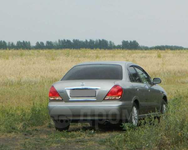 Nissan Bluebird Sylphy, 2003 год, 80 000 руб.