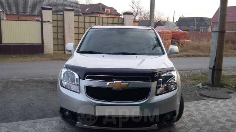 Chevrolet Orlando, 2012 год, 900 000 руб.