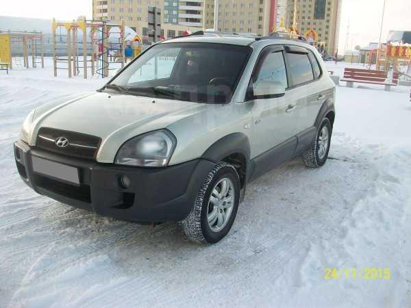 Hyundai Tucson, 2007 год, 590 000 руб.