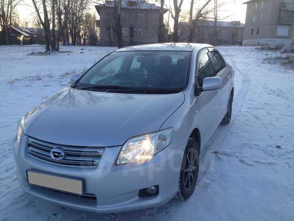 Toyota Corolla Axio, 2011 год, 555 000 руб.