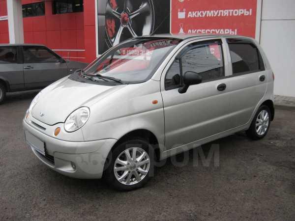 Daewoo Matiz, 2010 год, 187 000 руб.