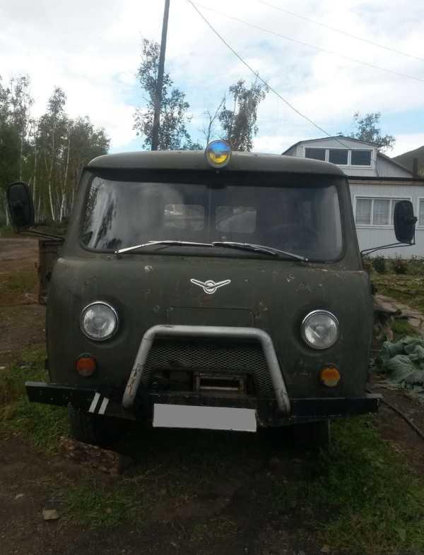 УАЗ Буханка, 1974 год, 120 000 руб.