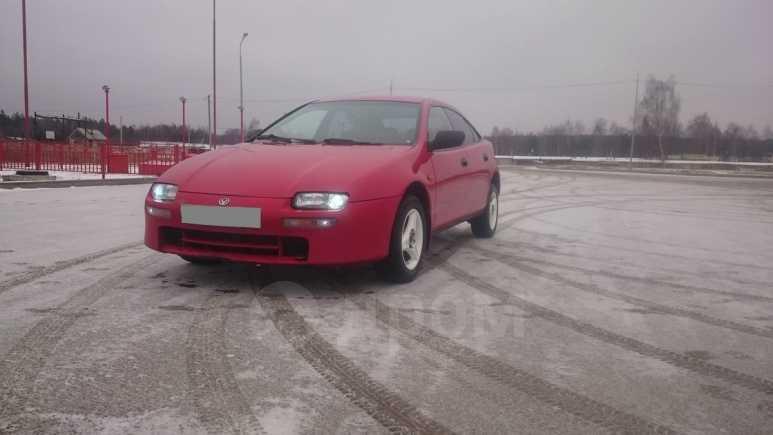 Mazda 323F, 1995 год, 140 000 руб.